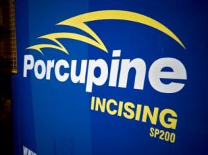 Porcupine Incising SP200